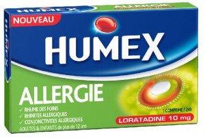Humex Allergie Loratadine dans Produits: saisonniers loratadine-300x202